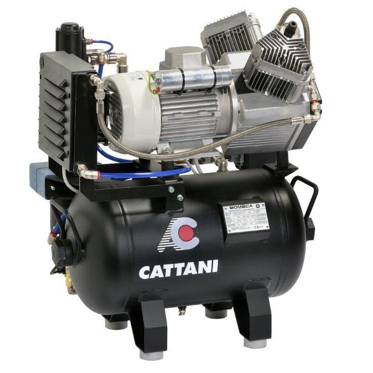 Compresor 2 Cilindros Aire Seco