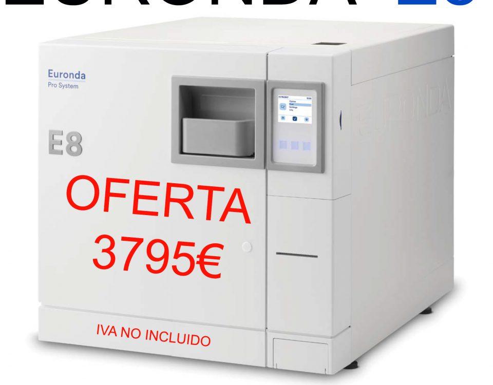 Oferta Autoclave E8 24 litros