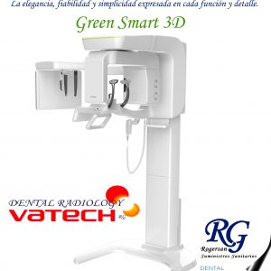3D Vatech Pax-i Green Smart 12X9, 5X5