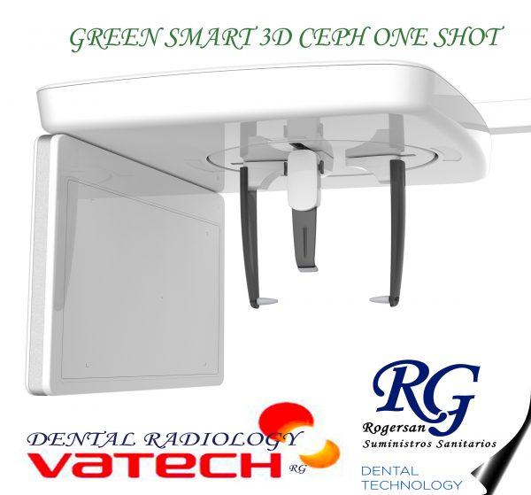 Nuevo Vatech Pax-i 3D Green Smart