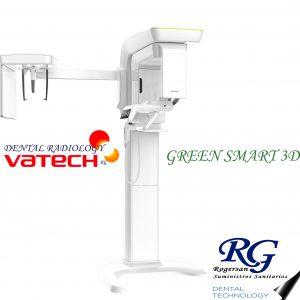 Nuevo Vatech Green Smart 3D - Rogersan %