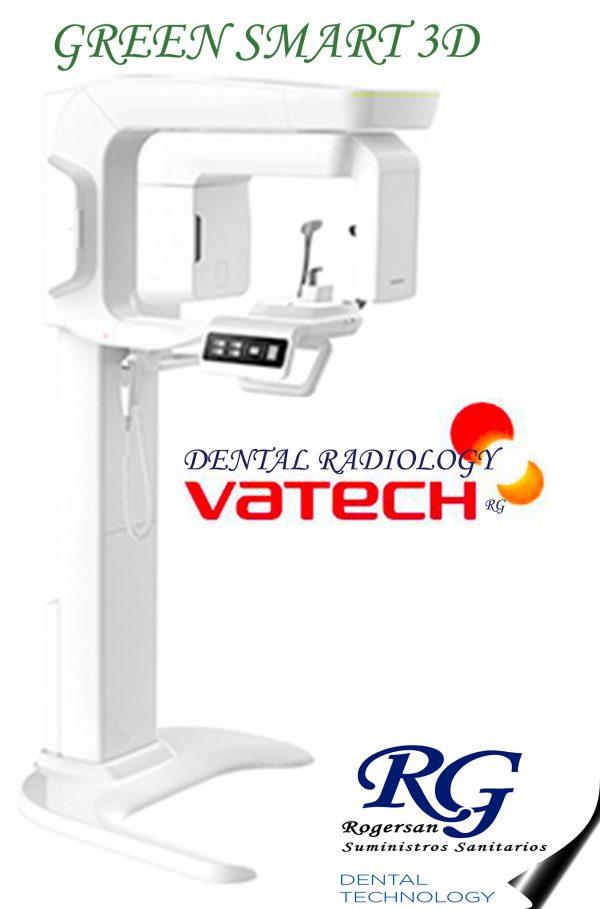 Nuevo Vatech Pax-i Green Smart 3D