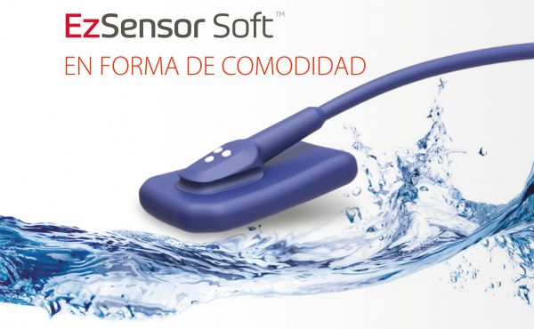 Captador intraoral EzSensor Soft