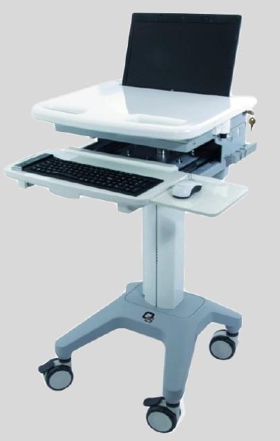 Rodante adaptado para uso portátil del escaner intraoral dental OPERA