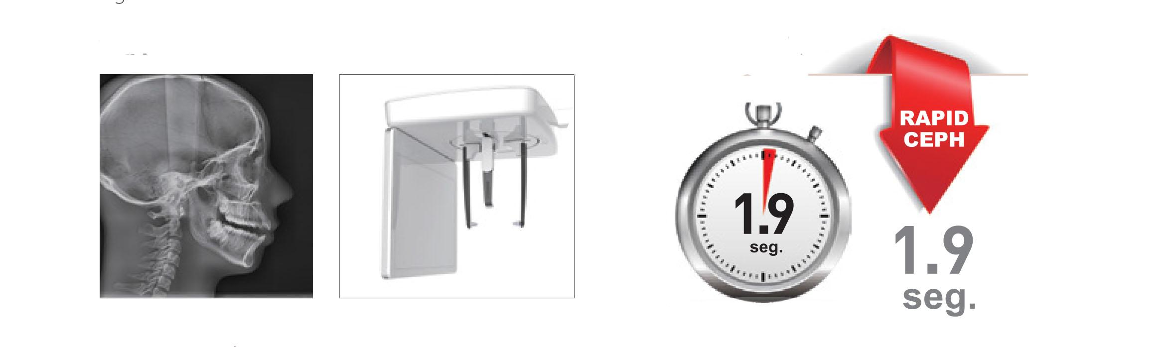 Rayos X dental precio panorámico Pax-i Plus Rapid Ceph