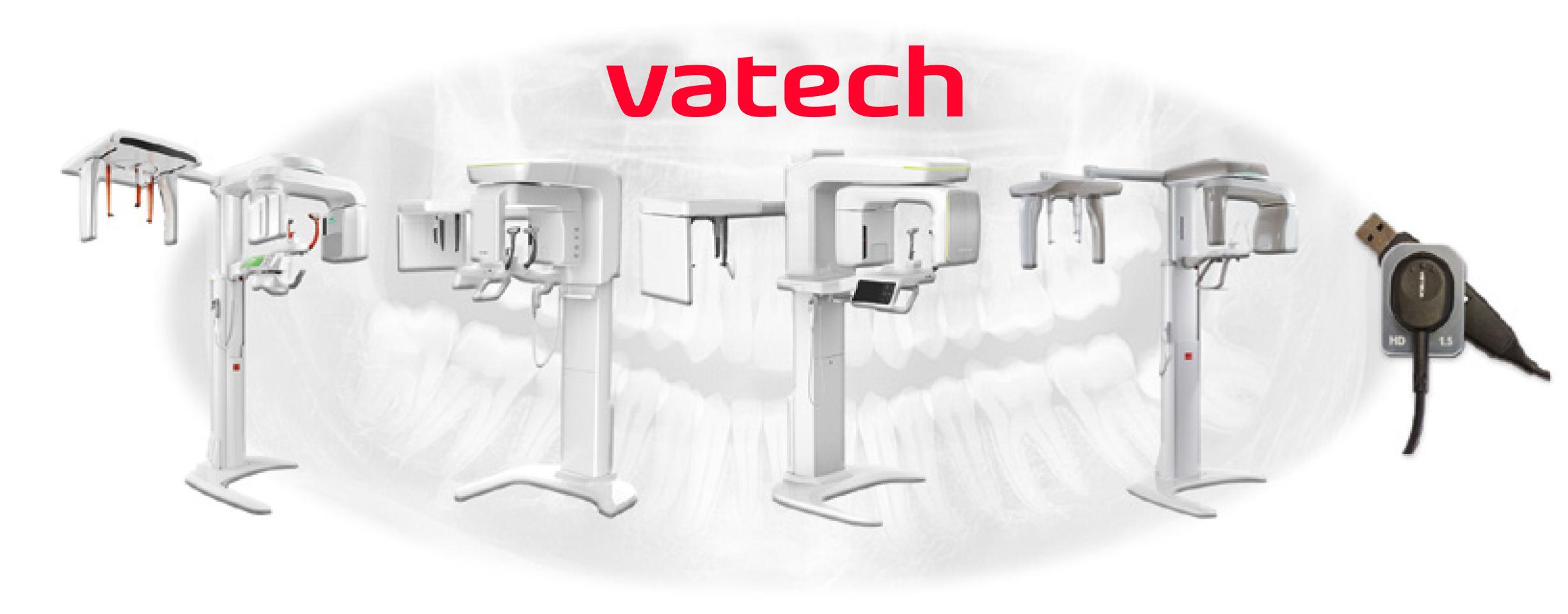 Radiología Digital Dental, Rayos X dental precio Vatech