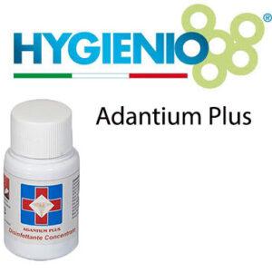 Desinfectante Hygenio Adantium Plus esterilizante para Clínica dental, Comercio o lugar de trabajo.