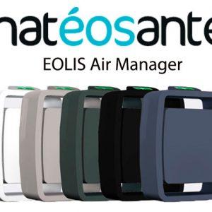 Purificador de Aire EOLIS elimina fuentes de contaminación