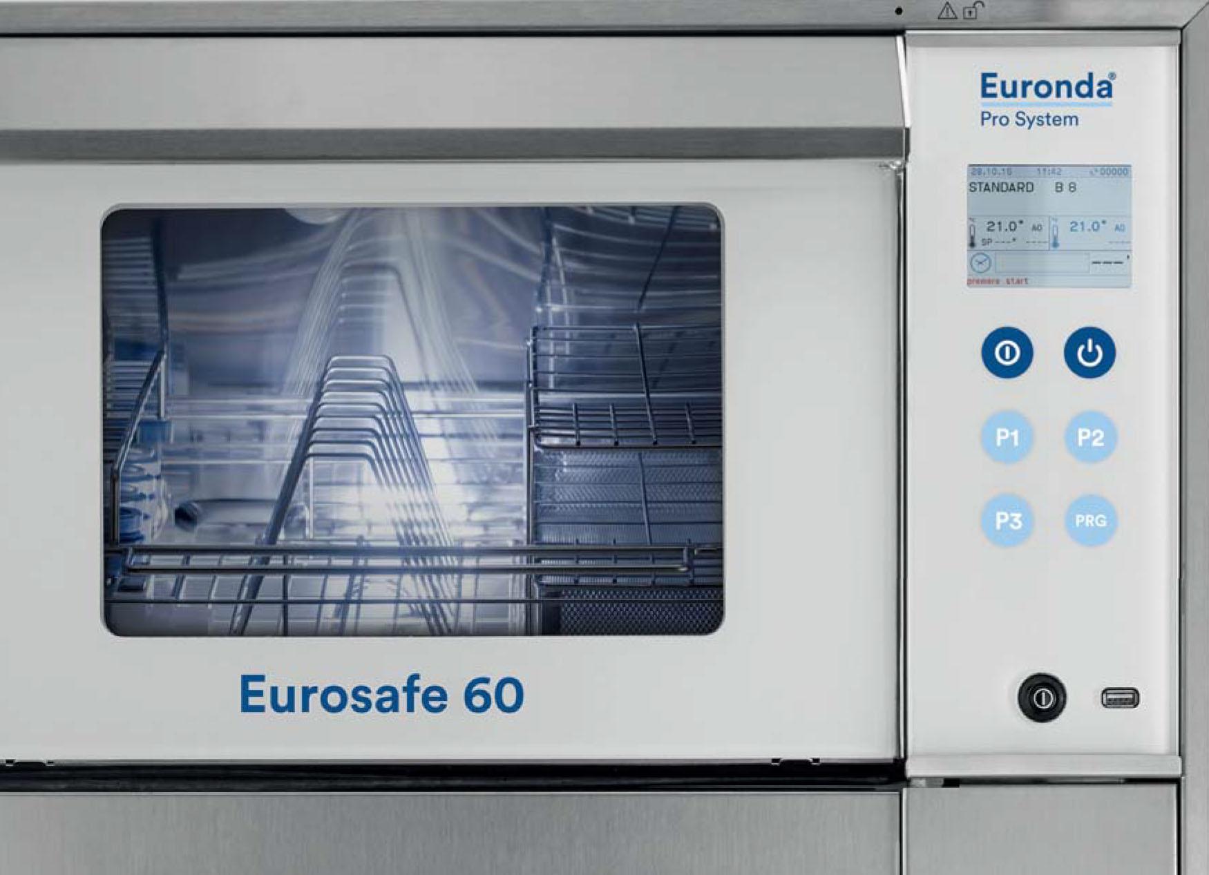 Termodesinfectadora EuroSafe 60