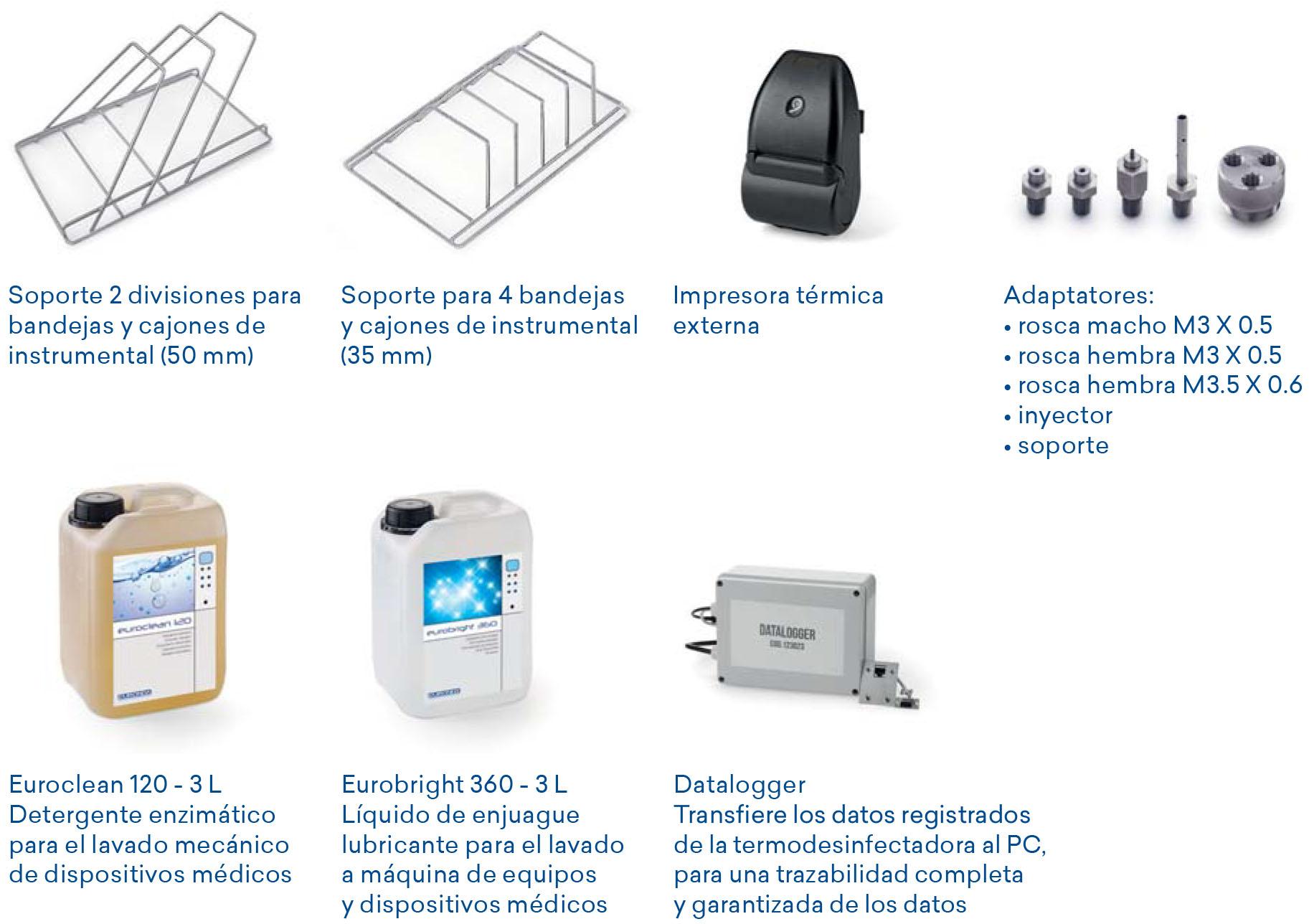 Accesorios EuroSafe 60