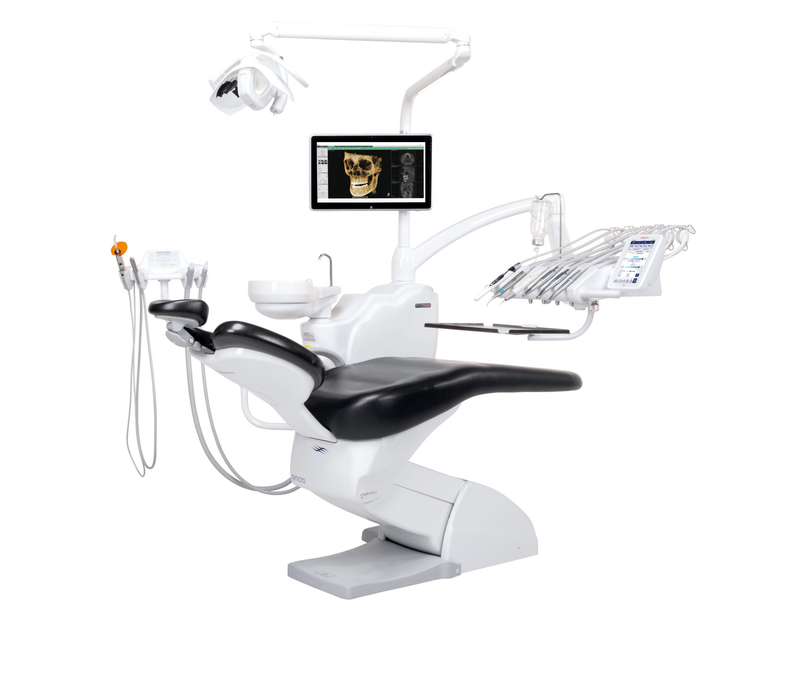 Sillón dental Nice touch 3D Miglionico