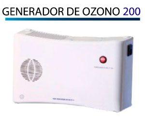 Desinfección por Ozono para Clínica Dental 200