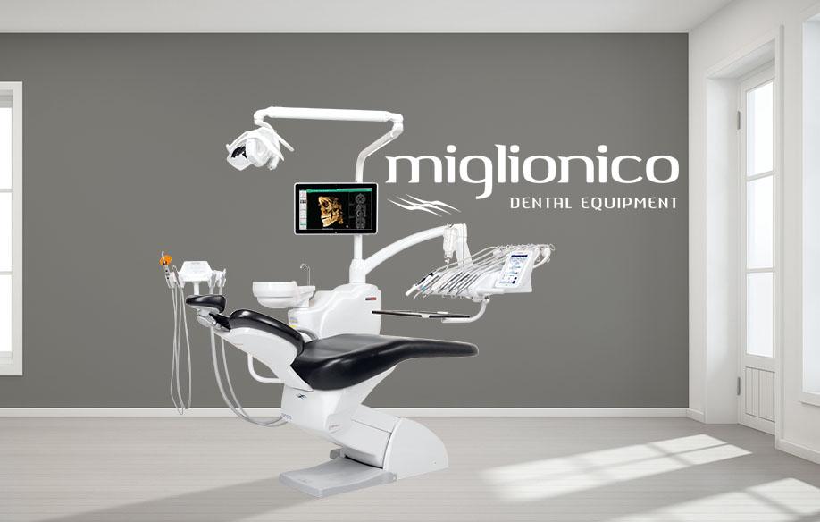 Nuevo Sillón Dental Nice Touch de Miglionico