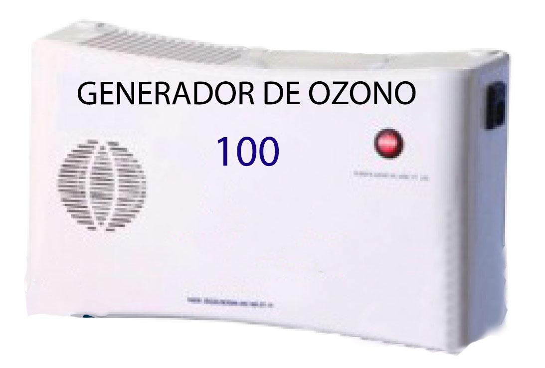 Desinfección por Ozono para Clínica Dental 100