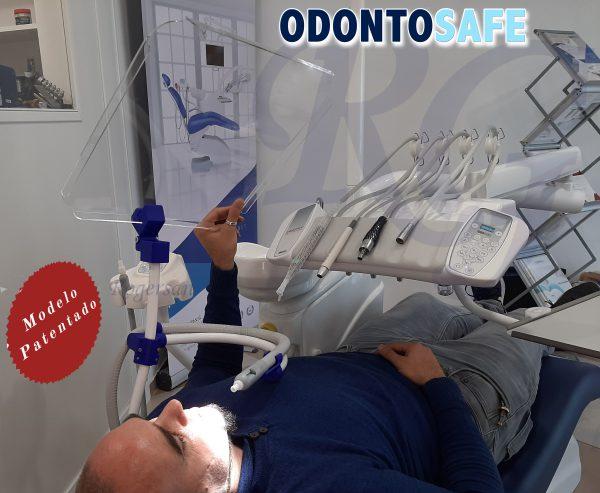 OdontoSafe Pantalla de Protección para sillones Dentales