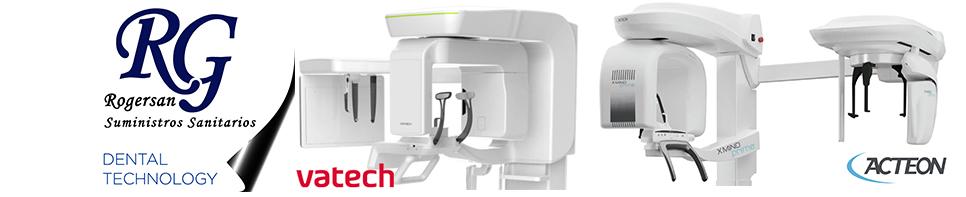 Rayos X dental 3D Vatech Satelec Acteon